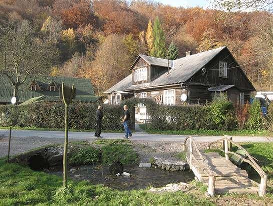 Homemade couisine Brandysówka restaurant