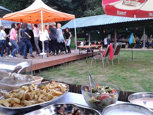 Impreza w Brandysowcwe, Dolina Bedkowska